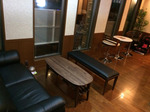 おそうじ本舗鹿児島西田店 新店舗 内観客席側 応接席