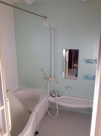 鹿児島市 戸建て4LDK大掃除 まるごとおそうじパック 浴室クリーニング