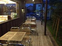 鹿児島市 パン屋さん店舗定期清掃クリーニング ショーウィンドウガラスクリーニング