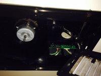 浴室乾燥機クリーニング 本体分解中 鹿児島市