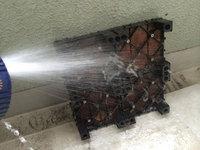 ベランダクリーニング フロアデッキパネルの洗浄