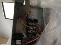 業務用4方向エアコンクリーニング 電源