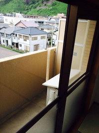 大掃除 窓サッシクリーニング