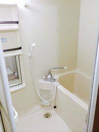 大掃除 浴室クリーニング