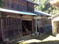戸建て5DK現状回復 馬小屋 鹿児島県日置市