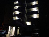 5階建てマンション共有部清掃 鹿児島市