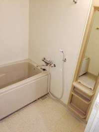 4LDKマンションまるごとおそうじパック 浴室クリーニング 鹿児島市