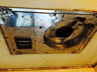 浴室周りクリーニング 汚れハードクラス 乾燥機本体 カビ汚れ 鹿児島市