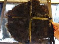 浴室周りクリーニング 汚れハードクラス 乾燥機フィルター カビ汚れ 鹿児島市