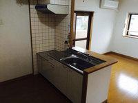 マンション 入居前空室簡易清掃 キッチン 鹿児島市