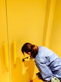竣工美装 控え室壁紙美装 鹿児島市 島津重富荘