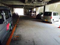 マンション定期清掃 駐車場 鹿児島市