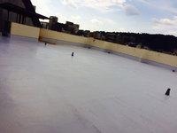 5階建てマンション 定期清掃 屋上の灰除去 鹿児島市