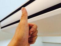 店舗業務用エアコンクリーニング 作業完了 鹿児島市谷山方面