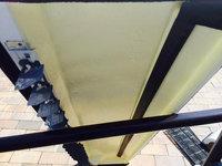 店舗業務用エアコンクリーニング ドレンパン洗浄完了 鹿児島市谷山方面