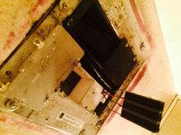 浴室クリーニングと天井防カビコーティング他 浴室乾燥機のカビ汚れ 分譲マンション 鹿児島市田上方面