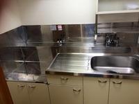 社宅 退去時2dkまるごとクリーニングパックサービス 鹿児島市内 キッチン・換気扇クリーニング完了