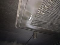 飲食店 業務用エアコンクリーニング×2 鹿児島市 おそうじ本舗鹿児島西田店 ダイキン4方向エアコン 機種2