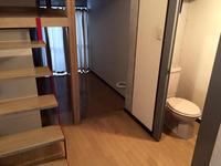 社宅 空室1kアパートタイプ まるごとハウスクリーニングパック 鹿児島市内 ハウスクリーニング・床洗浄ワックス完了