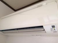 今回は家庭用エアコン2台のクリーニングと防カビチタンコーティングのご依頼です。鹿児島市内 2台目ダイキンエアコン