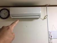 愛らしい家庭用エアコン お得意様 人気パン屋さん 業務用エアコン定期分解洗浄クリーニング 鹿児島市