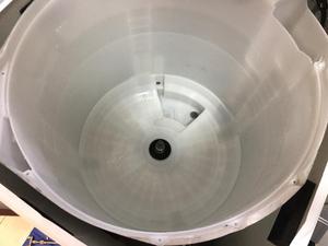 洗濯槽分解洗浄除菌サービス 日立「ビートウォッシュ」 鹿児島市坂元方面④
