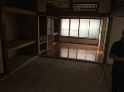 戸建て5dk 空室 まるごとハウスクリーニング・他 鹿児島市城西方面⑤
