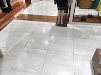 定期 アミュプラザ内店舗様 床洗浄ワックスサービス 鹿児島中央駅 床