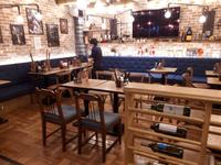 定期 ピザとワインのお店 店舗ワックス 厨房クリーニング 鹿児島市天文館方面⑦