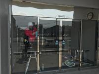 (大規模)竣工美装全4日間完了 大規模コンテナ集積場 まとめ 鹿児島市⑨