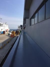 (大規模)竣工美装全4日間完了 大規模コンテナ集積場 まとめ 鹿児島市⑧
