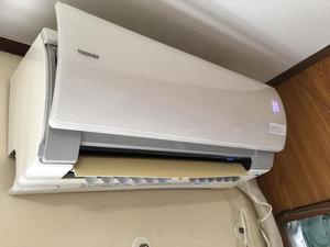 今日はおそうじ機能付ロボットエアコンと洗濯槽分解洗浄除菌サービスで姶良郡まで行ってきましたよ。①